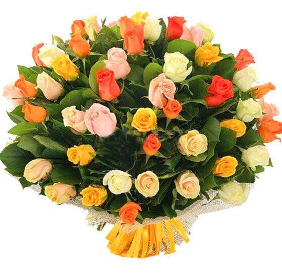 Фото букеты цветов к дню рождения
